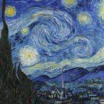 Sternennacht, Vincent van Gogh